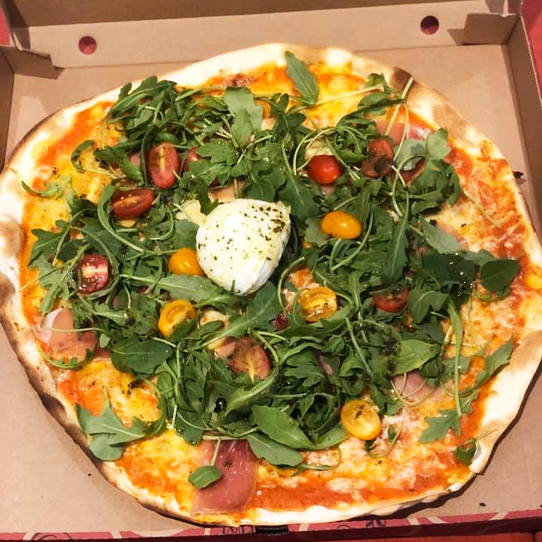 pizzas a emporter la dolce vita à benodet